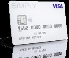 Première étape avec SIMPLYCARD Prepaid.