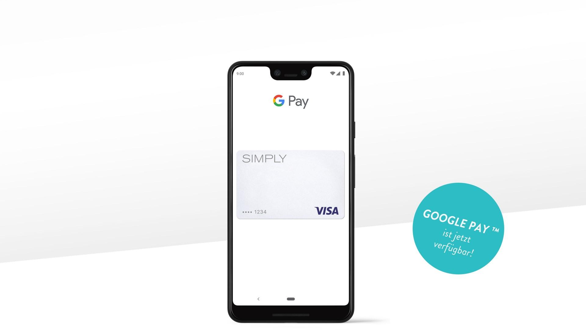 Google Pay Headerbild