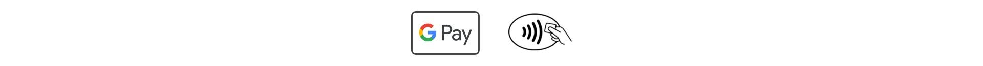 GP Trademark und Kontaktlos Zeichen - Desktop
