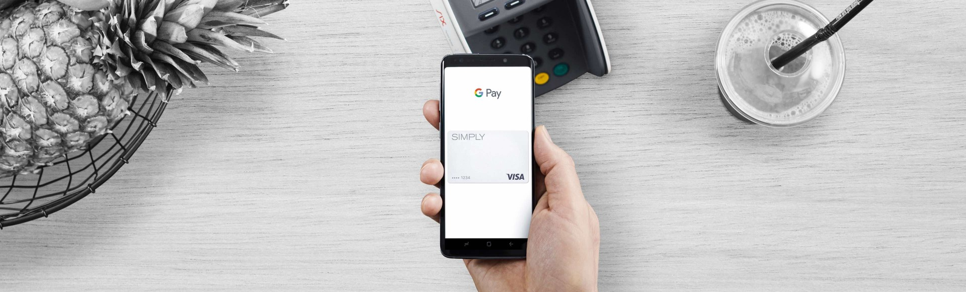 Google Pay in Geschäften