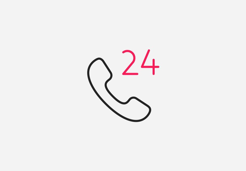 24h Helpline